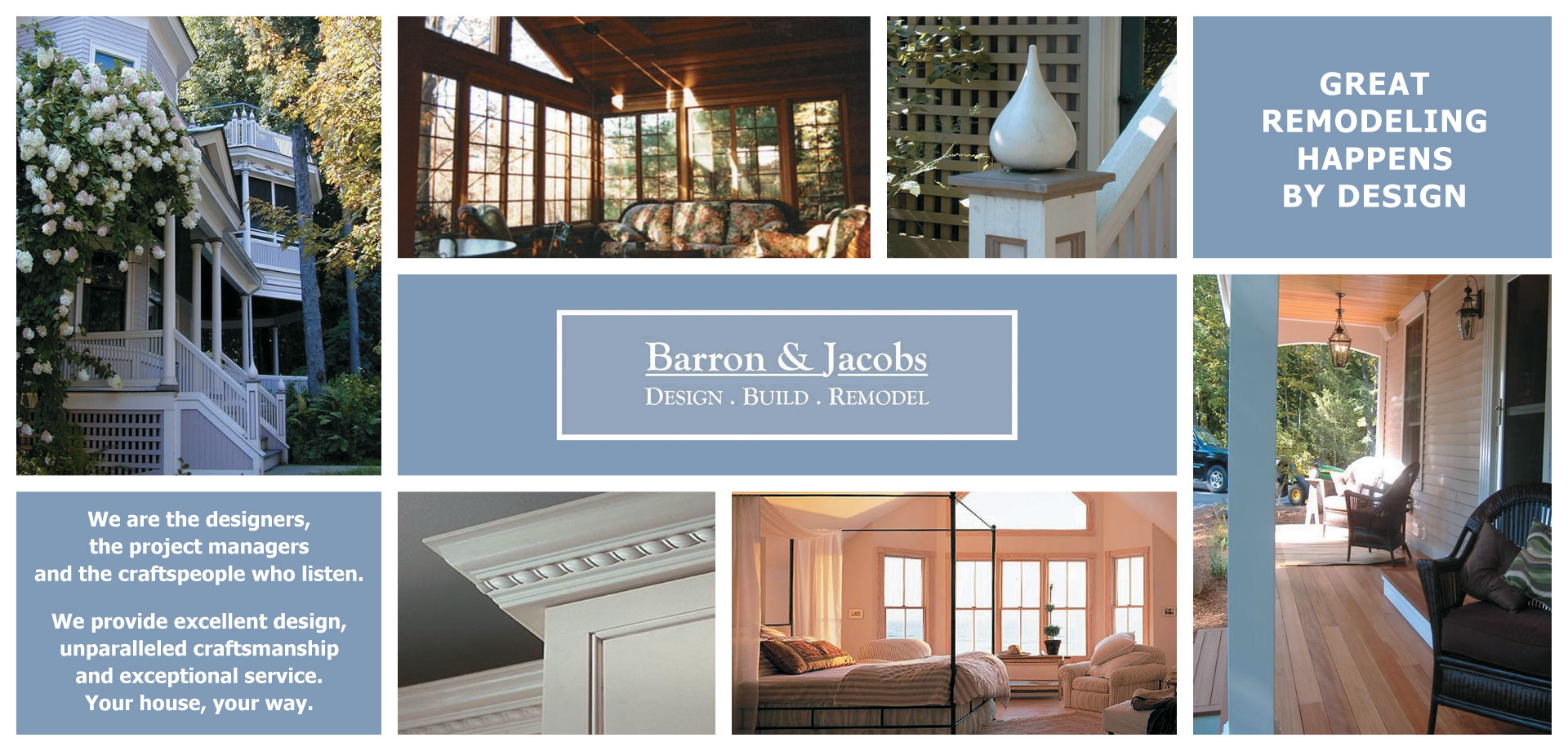 Home Remodeling in Western Massachusetts - Barron & Jacobs
