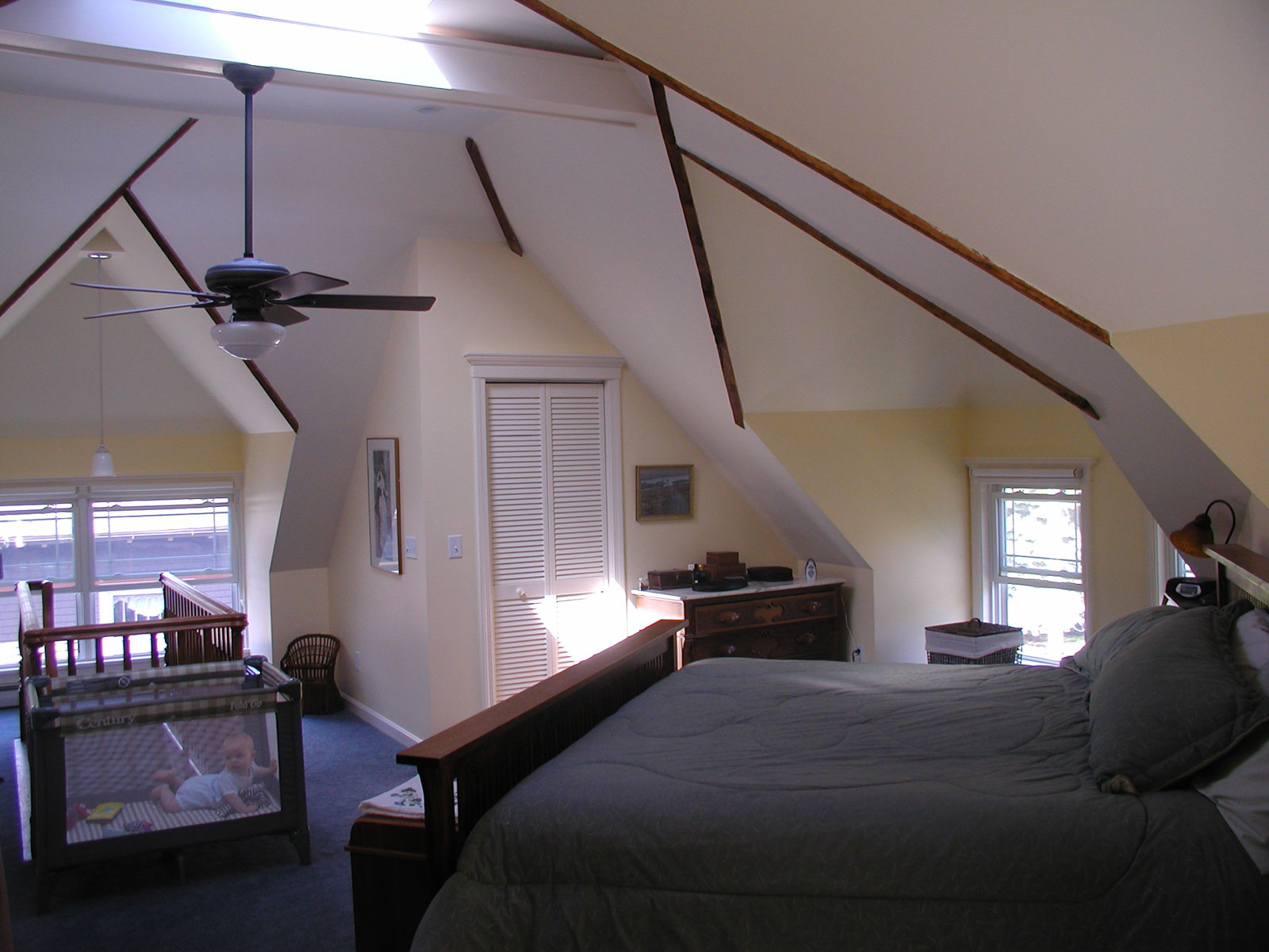 Attic Conversion In Northampton Ma Barron Amp Jacobs